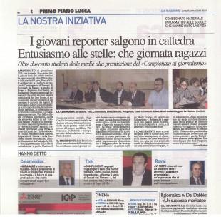 La Nazione, 25.05.2015